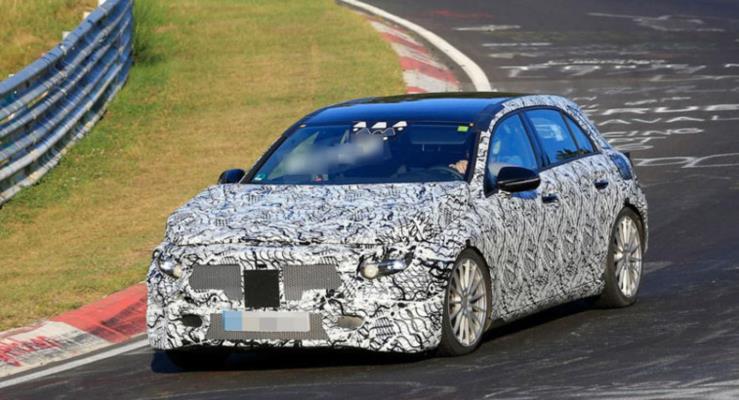 Yeni Mercedes A Serisi'ne otonom teknolojiler ve şık tasarım