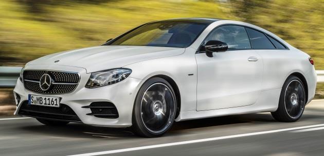 Yeni Mercedes E-Class Coupe Fiyatı Açıklandı