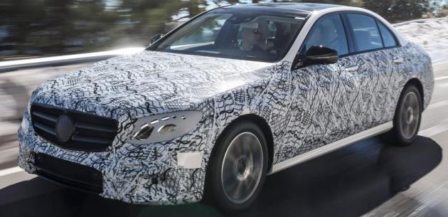 Yeni Mercedes E Serisi 2016 De�erlendirmesi