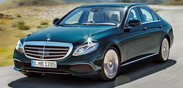 Yeni Mercedes E180 Türkiye'de