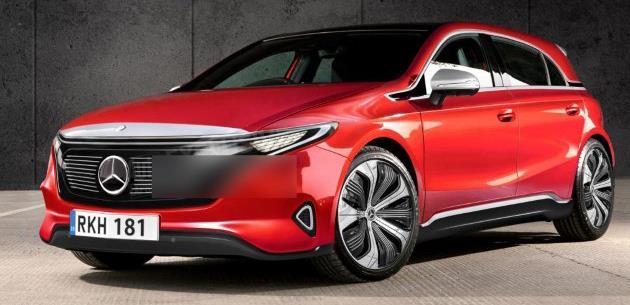 Yeni Mercedes EQA markanın küçük otomobil atağına liderlik edecek
