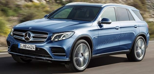 Yeni Mercedes GLE 2018 i Bekliyor