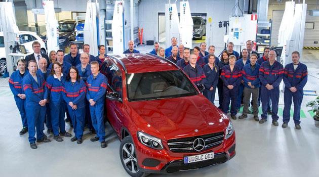 Yeni Nesil Kompakt Mercedes'ler Finlandiya'da da Üretilecek