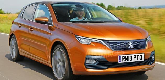 Yeni Peugeot 208 2018de Geliyor