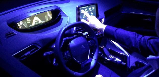 Yeni Peugeot i-Cockpit Detayland�