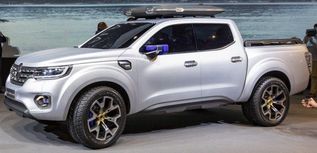 Yeni Renault Alaskan 30 Haziran�da Tan�t�lacak