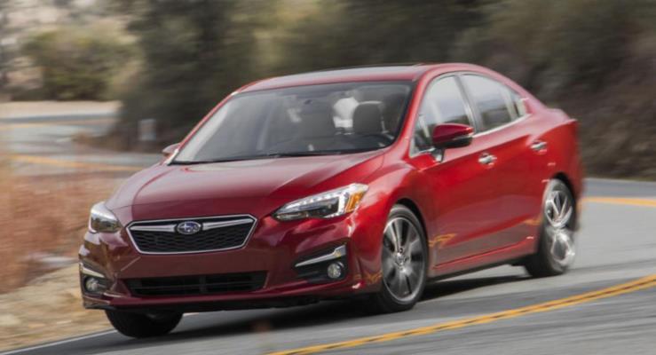 Yeni Subaru platformu sınıf lideri güvenlik teknolojileriyle Avrupa'yı hedefliyor