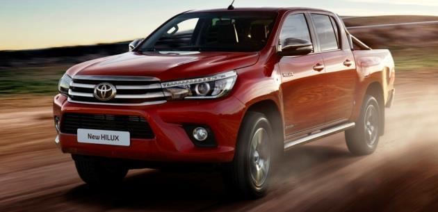 Yeni Toyota Hilux T�rkiye'de Detaylar�