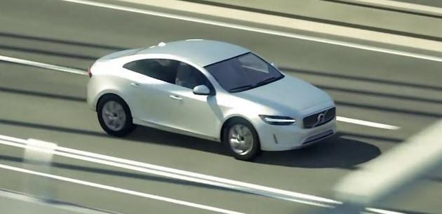 Yeni Volvo S40'ın Habercisi