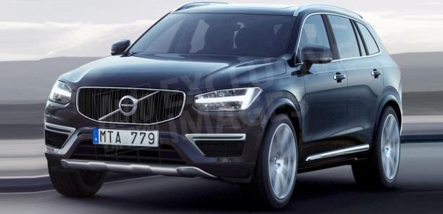 Yeni Volvo XC60 �ekilleniyor