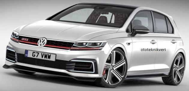 YEN� VW GOLF GTI Mk8: 2019'DA B�Y�K G�� ARTI�IYLA SATI�TA