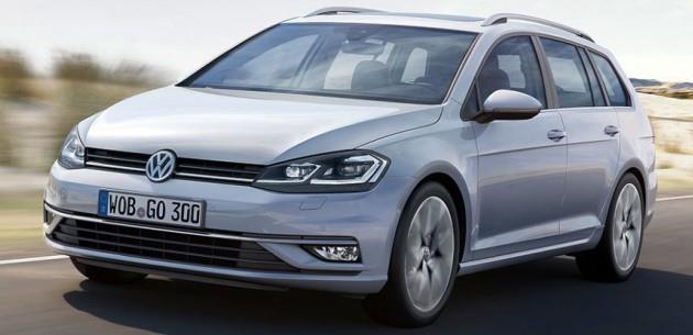 Yeni VW Golf Siparişe Açıldı