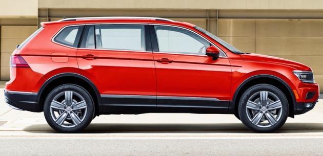 Yeni VW Tiguan Allspace Özellikleri ve Tüm Detayları