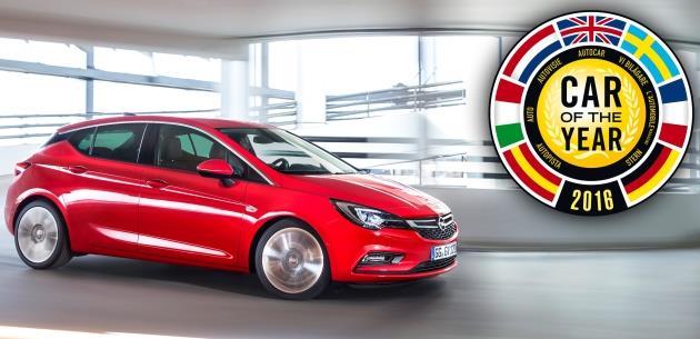 Yılın Test Sürüşü ile Yeni Opel Astra Kazanma Fırsatı