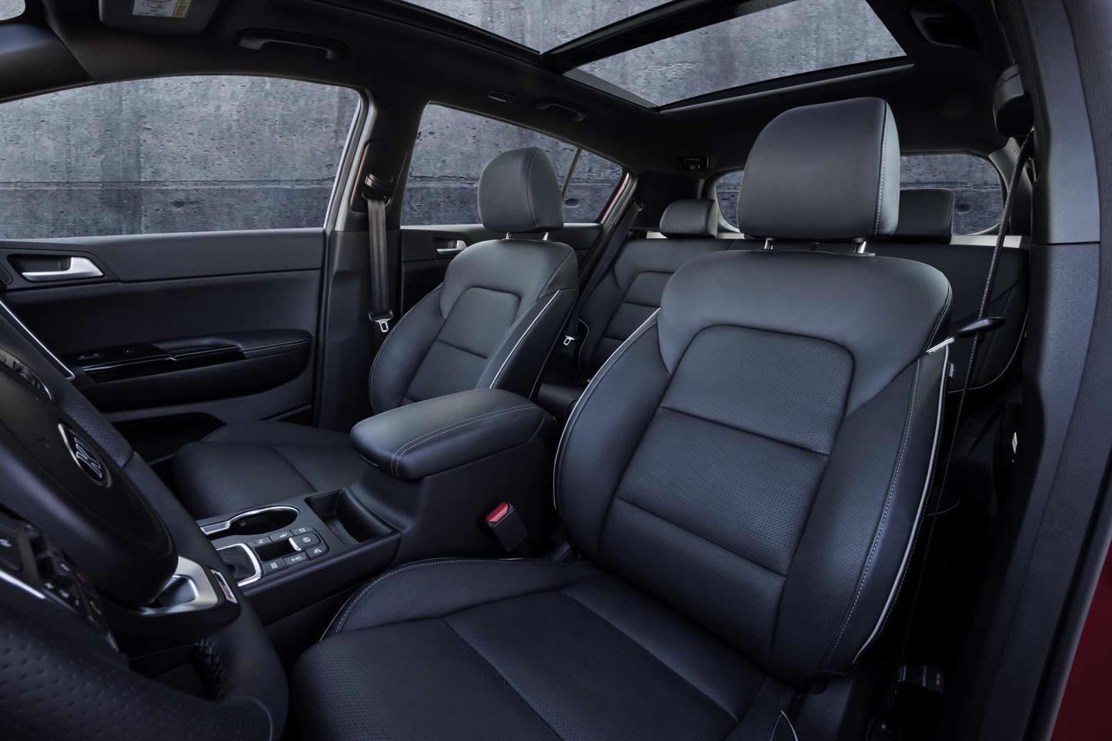 2016 KİA SPORTAGE GT RESİM GALERİSİ