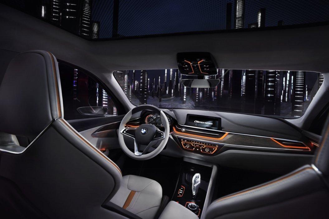 BMW Concept Compact Sedan Resim Galerisi