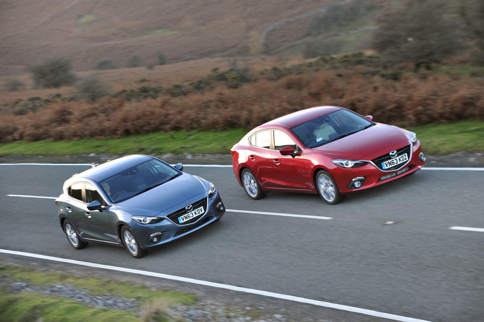 2016 Mazda 3 1.5 Dizel Resim Galerisi