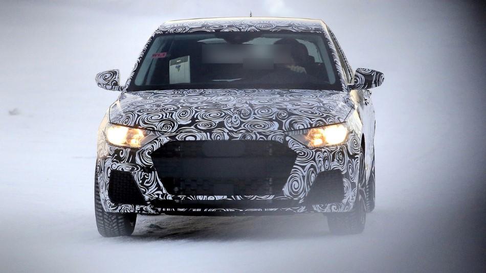 2019 Audi A1 ilk resim galerisi