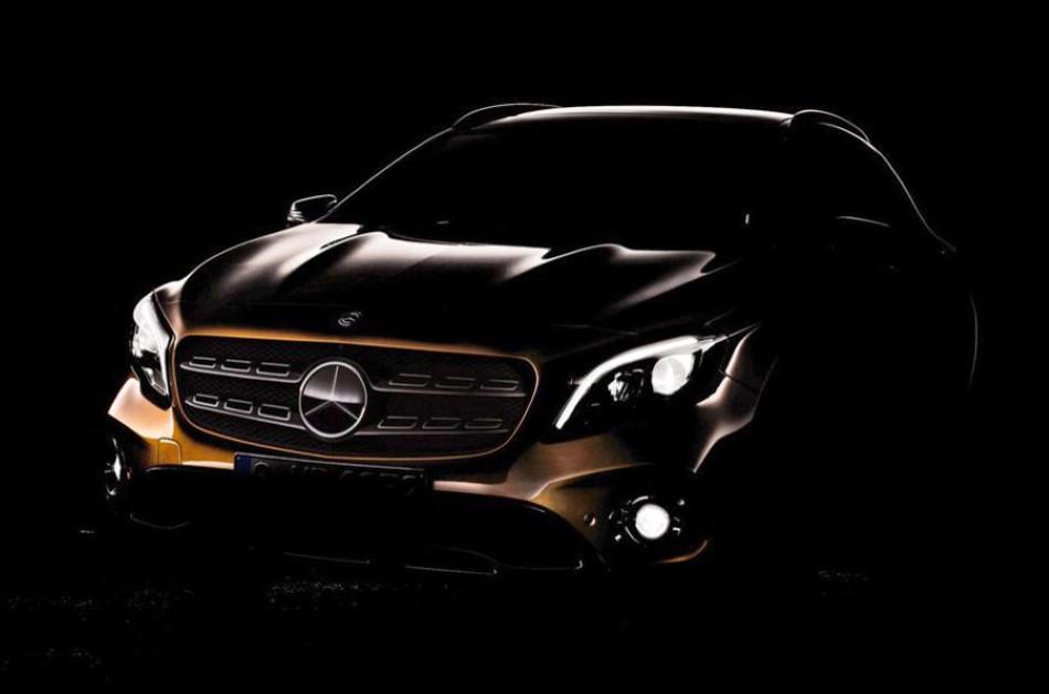 2017 Mercedes-Benz GLA resim galerisi