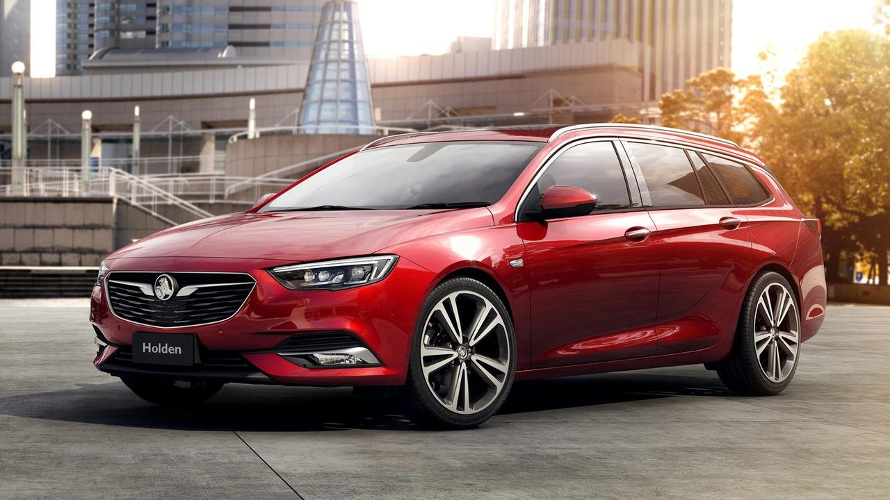2017 Opel Insignia Sports Tourer Resim Galerisi