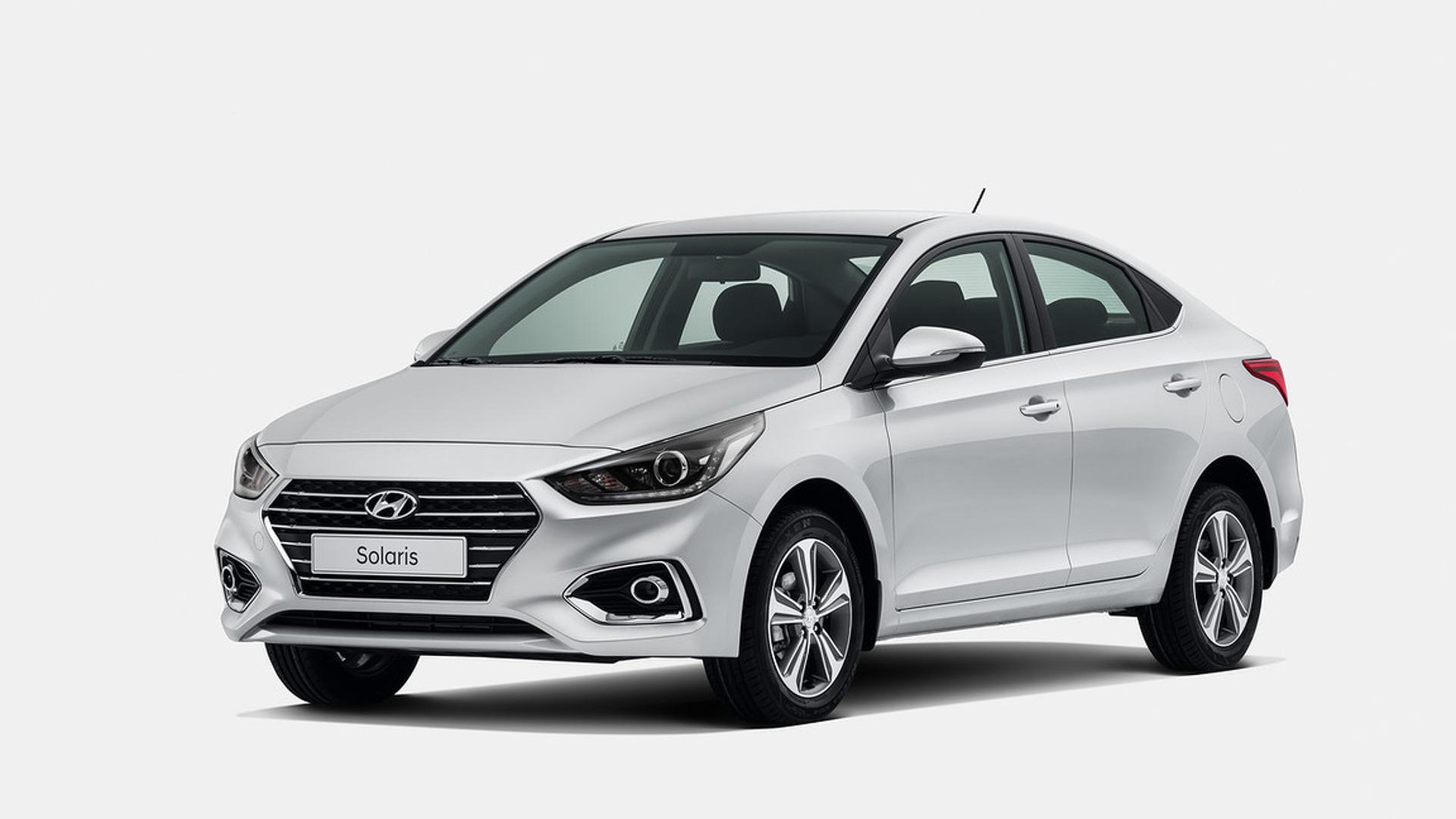 2018 Hyundai Accent Ipucu Resim Galerisi